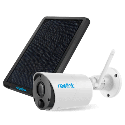 Argus Eco- 100% trådløst WIFI kamera med bevegelsessensor