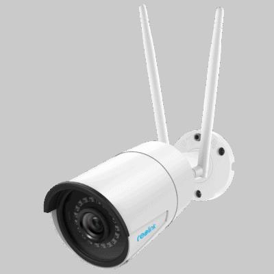 WIFI kamera med 4MP super HD