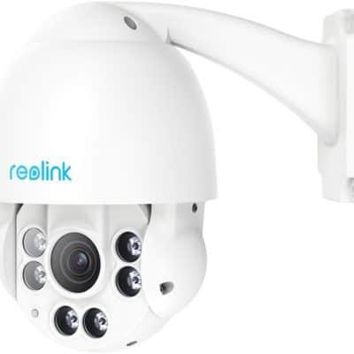 Fantastisk kamera med 4x optisk zoom og pan/ tilt