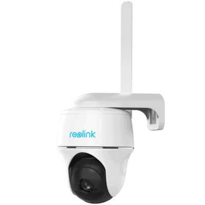 Reolink Go PT- 100% trådløst 4G kamera med Pan&Tilt